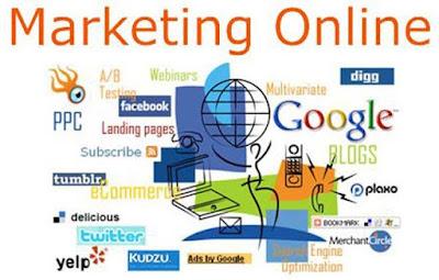 Công cụ trên Internet để kinh doanh Online
