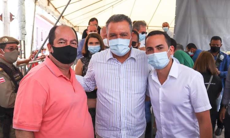 Governador entrega obras em Tanhaçu e Ituaçu, nesta sexta (4)