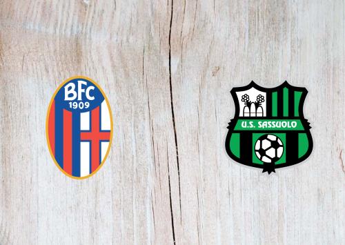 Bologna vs Sassuolo -Highlights 18 October 2020