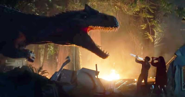 Universal lanza 'Battle at Big Rock' un corto del mundo 'Jurassic World 3'