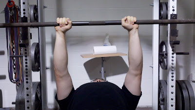 bench press training