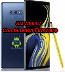 Samsung Note 9 SM-N960U Pie U3 Combination Firmware