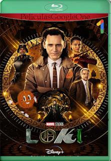 Loki [2021] [1080P Web-Dl] [Latino-Ingles] [HazroaH]