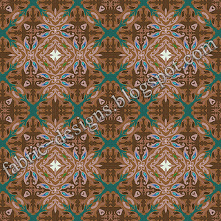 geometric fabric patterns and design