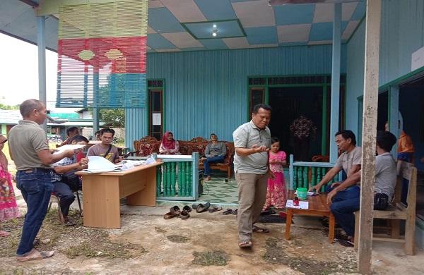 Supriadi Terpilih Jadi Ketua RT 03, Desa Danau Usung