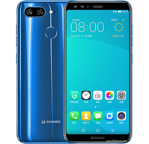Gionee S11 Official image