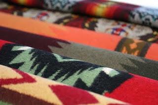 pendleton woolen mills clan blanket