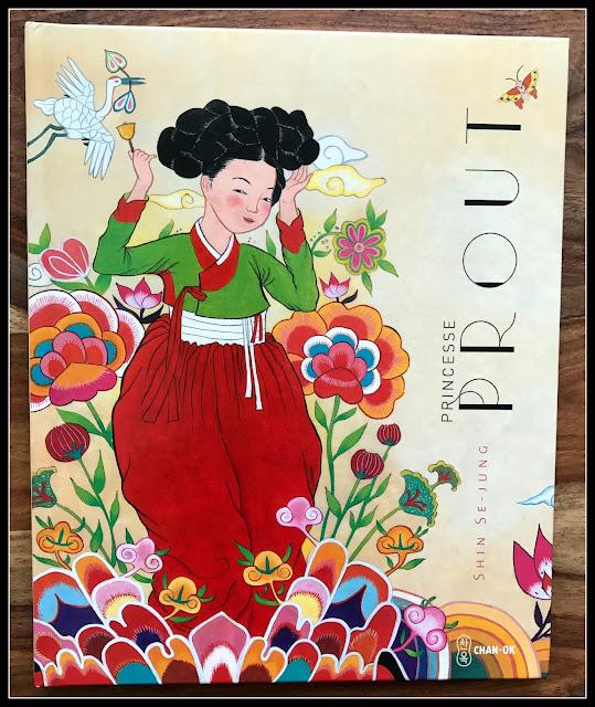 couverture Princesse Prout de Shin Se-Jung