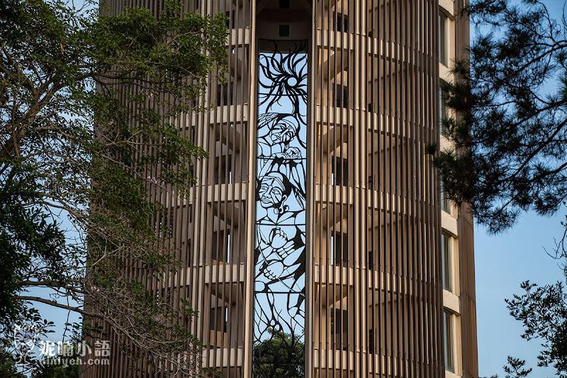 【嘉義市景點】忠烈祠射日塔。百年公園內的嘉義地標景點