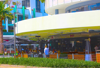 Koi Dining Lounge Bar Broadbeach