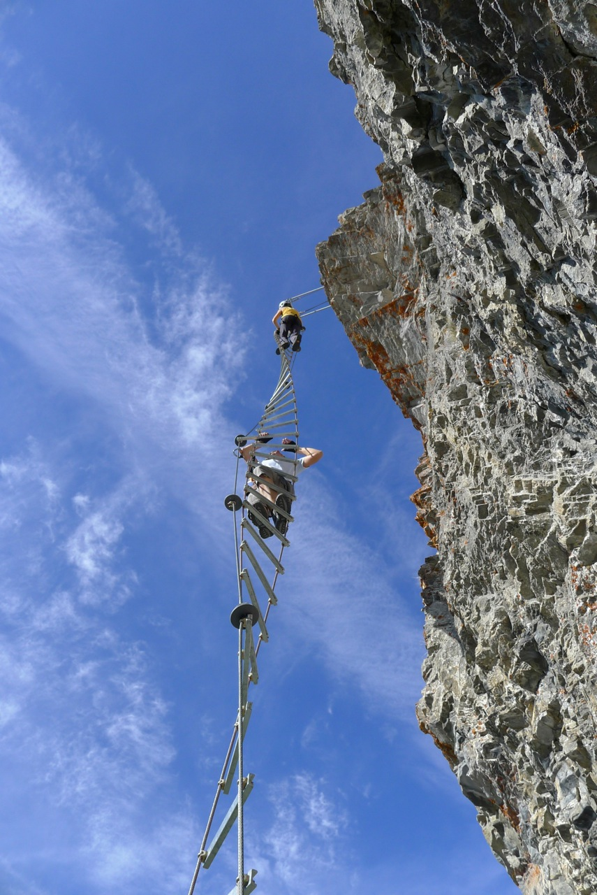 Ferrata Leukerbad