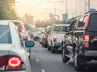 5 Cara Mudah Membebaskan Stres Di Tengah Kemacetan