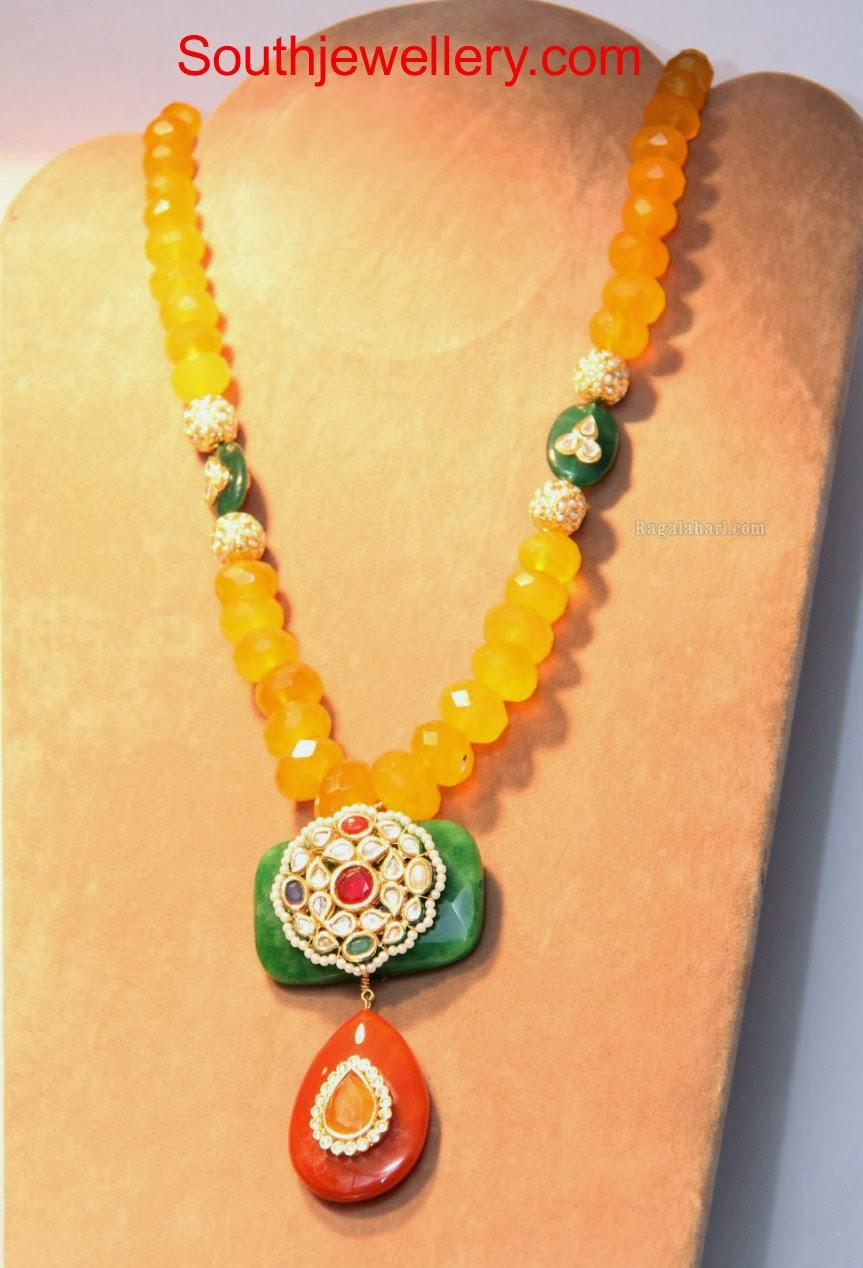 Beaded Fashion Jewellery Jewellery Designs