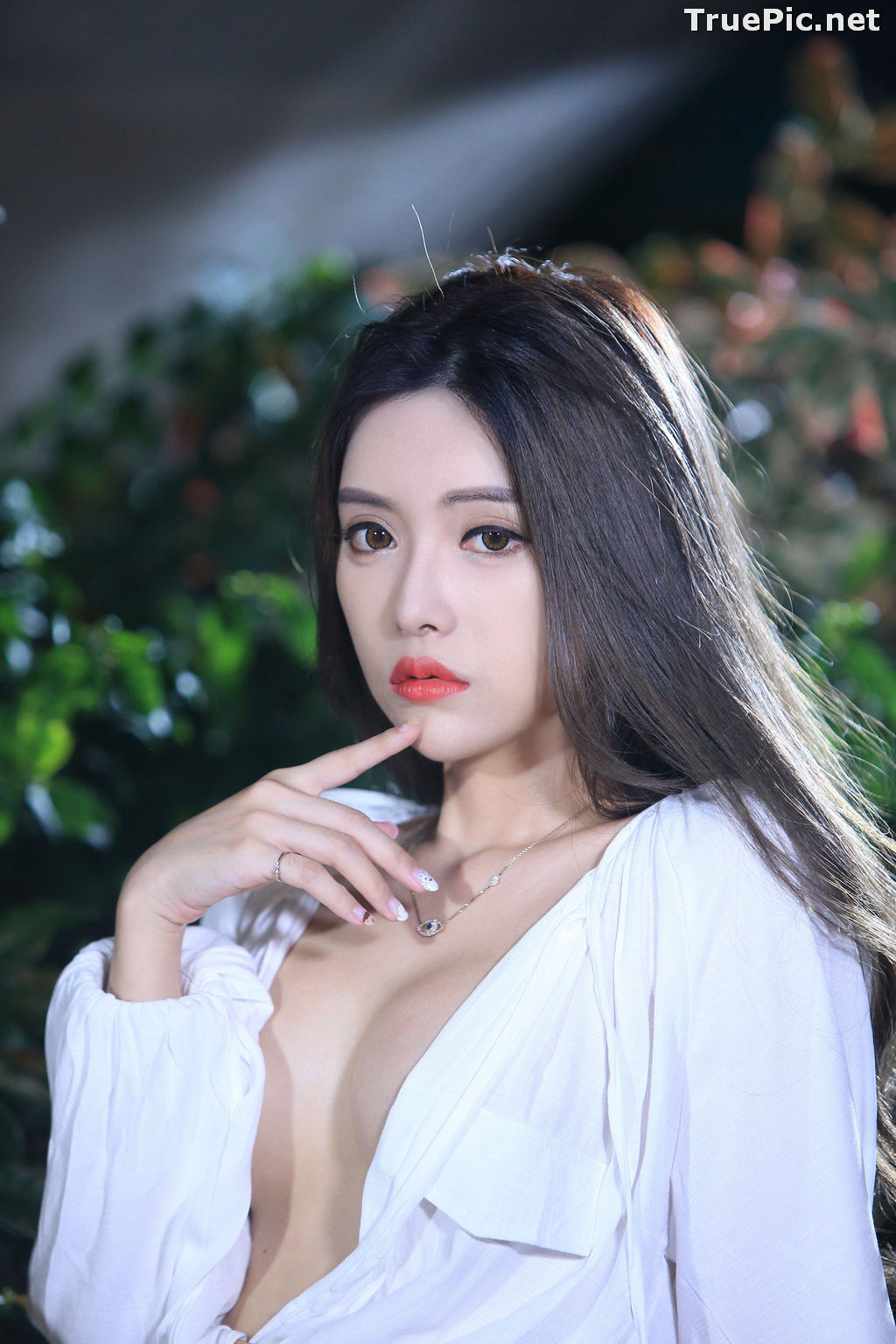 Image Taiwanese Model – 莊舒潔 (ViVi) – Sexy and Pure Baby In Night - TruePic.net - Picture-81