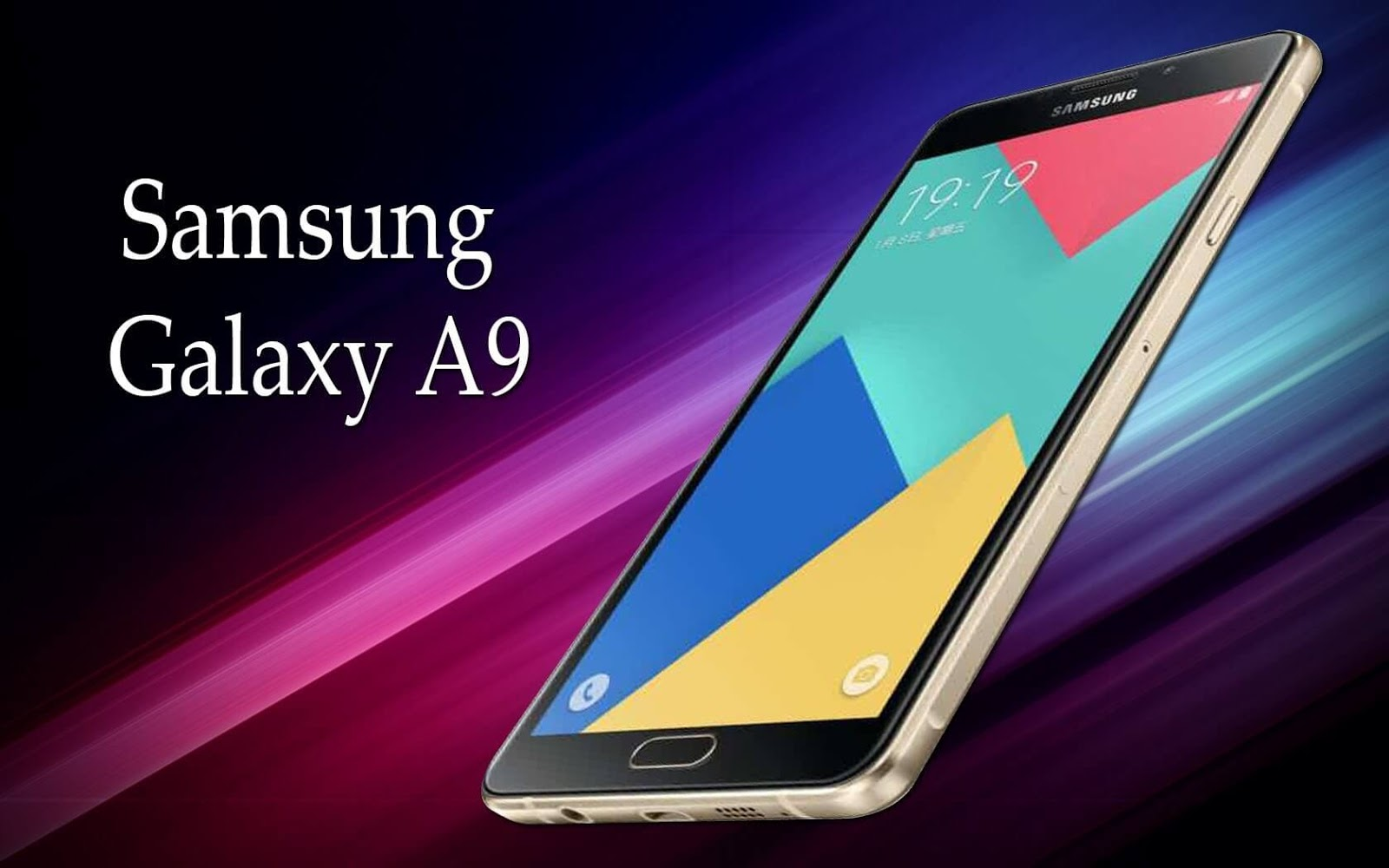 Samsung Galaxy A9 Pro price and features - Ez Mobile Prices