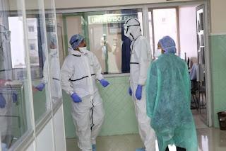 """مستشفى محمد الخامس يعود إلى استقبال مرضى """"كورونا"""" بالبيضاء"""