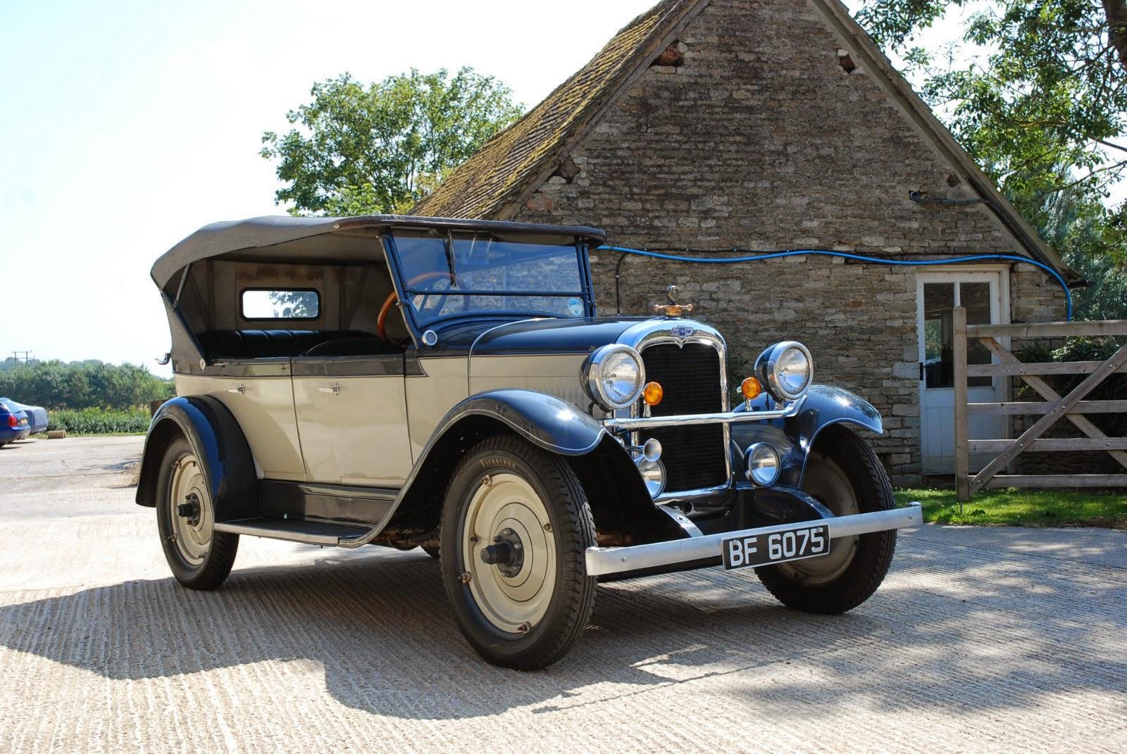 1927 Chevrolet Superior Open Tourer  Auto Restorationice