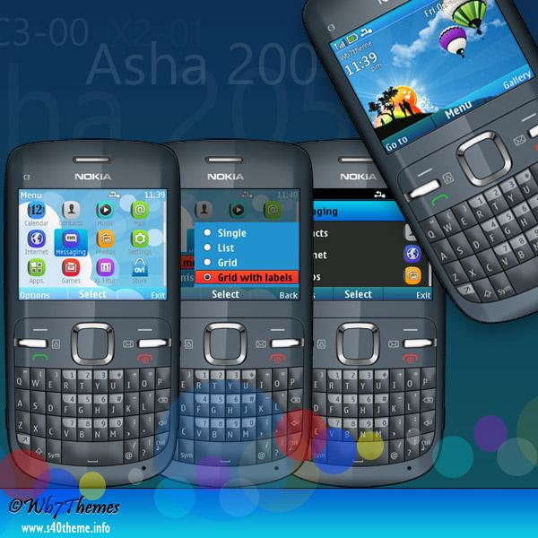 Ilove U best free Theme C3-00 X2-01 320x240 s406th