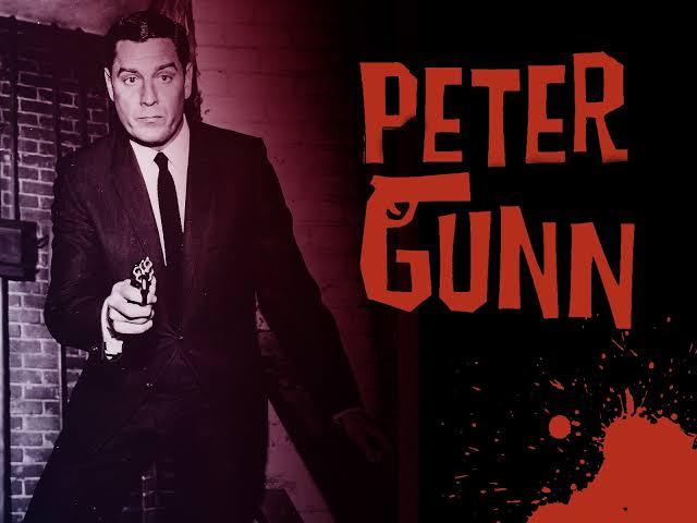 Falando em Série: PETER GUNN (1958)