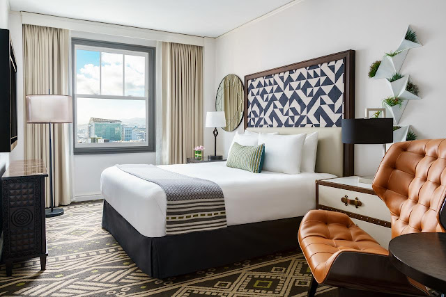 The Hotel Spero has a unique San Francisco style with a historical Spanish Colonial design that's perfectly situated near Union Square in San Francisco.