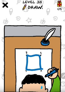 Kunci Jawaban Just Draw Level 31