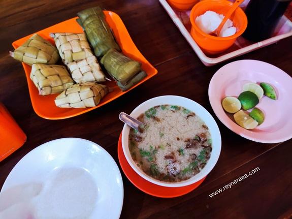 Makanan khas BauBau