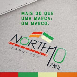 North Shopping Barretos comemora dez anos de história utilizando comunicação online