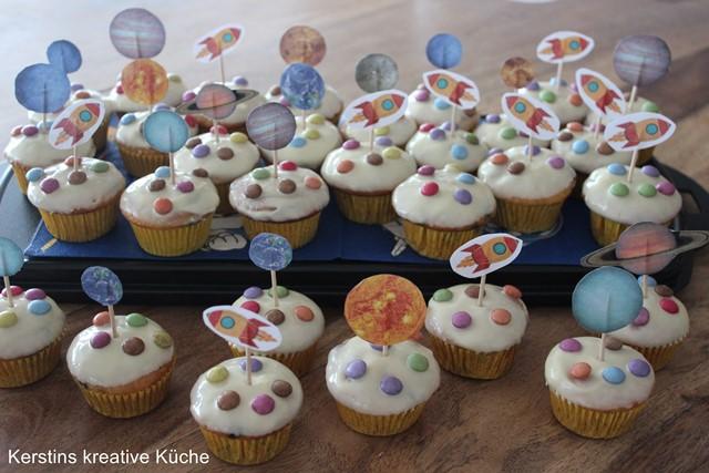 kerstins kreative k che mini muffins als mitbringsel f r den kindergarten. Black Bedroom Furniture Sets. Home Design Ideas