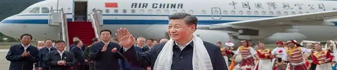 China Trying To Show Everything Is Good In Tibet, Says Tibetan Government In Exile