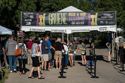 Gruene Music & Wine Fest- Kickoff Event