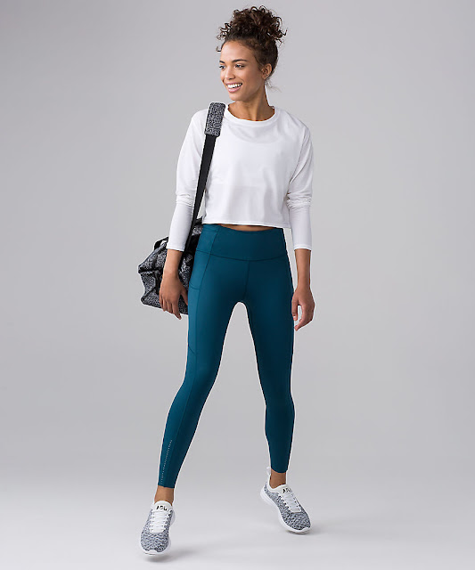 lululemon nile-blue fast-and-free