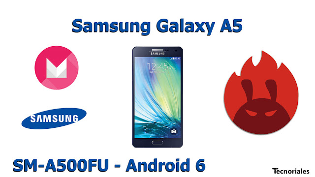 Samsung Galaxy A5 - Android 6 - Antutu Benchmark