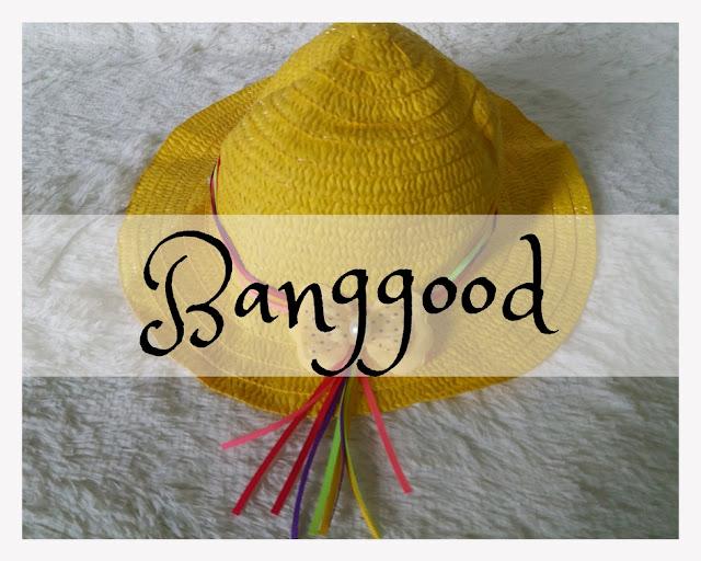 Chapéu para meninas banggood