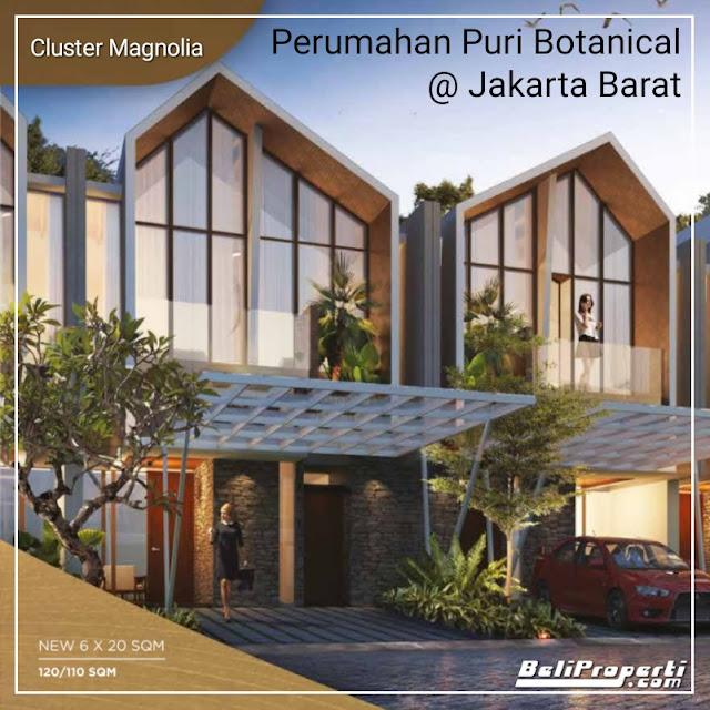 puri botanical residence cluster magnolia