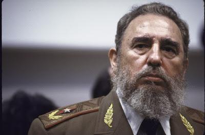 Fidel Castro, ex-presidente de Cuba e um dos líderes da Revolução Cubana (Foto: Divulgação/Curta!)