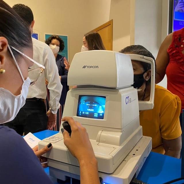 Com Semana da Visão, Senador Canedo amplia número de consultas oftalmológicas
