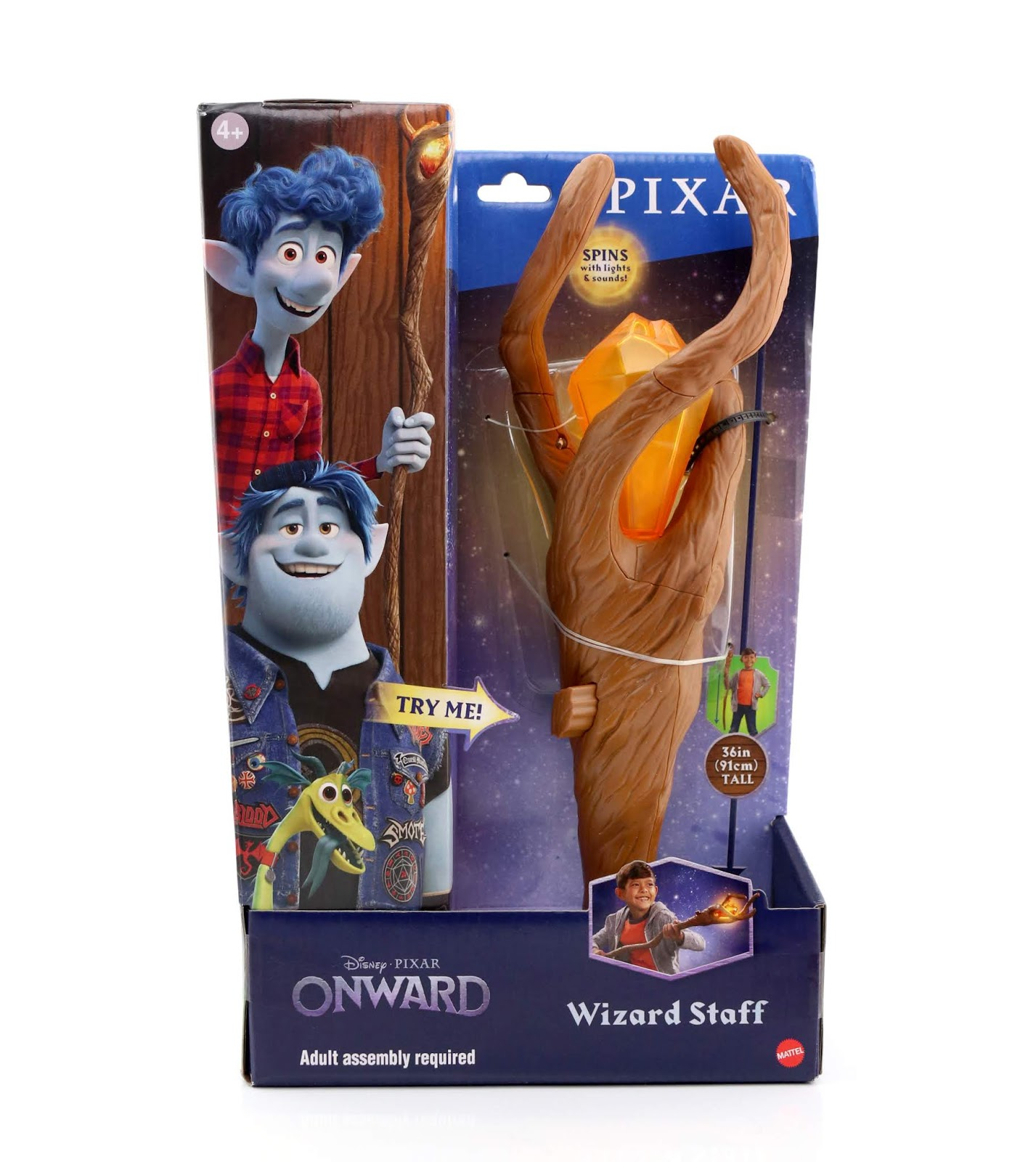 Pixar Onward Wizard Staff Toy by Mattel Review