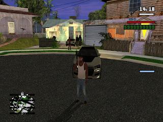 GTA San Andreas GTA 5 Edition Full Game Free Download