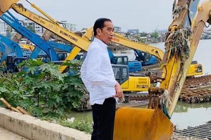 Pengamat: Sebagai Presiden Pun Jokowi Tak Mampu Bereskan Banjir