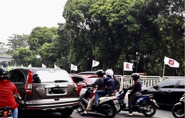 Medsos Ramai Soal Bendera Ar-Royah-Al-Liwa, Bendera PRD Juga