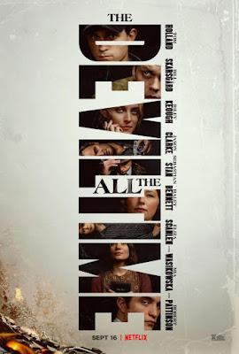 Com Robert Pattinson e Tom Holland, The Devil All The Time Chega à Netflix em Setembro