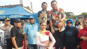 Peringati Hari Pahlawan, Wali Kota Tangerang Lepas Gerak Jalan Santai Di Batuceper