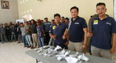 Polres Depok Gelar Operasi Sikat Jaya