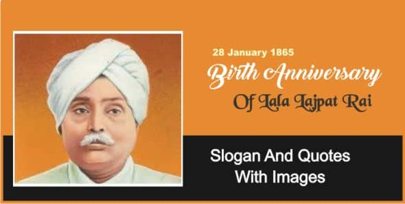 Birth Anniversary of Lala Lajpat Rai Wishes  With Images