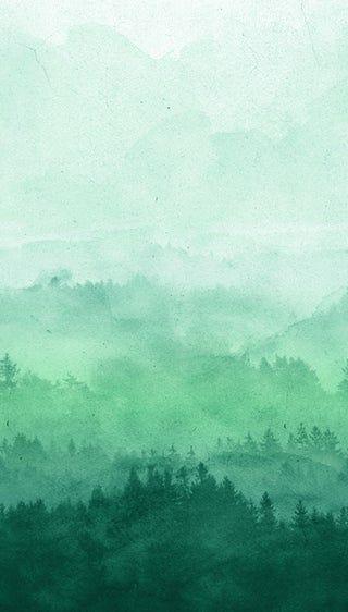 خلفيات خضراء للموبايل تصلح للتصميم HD