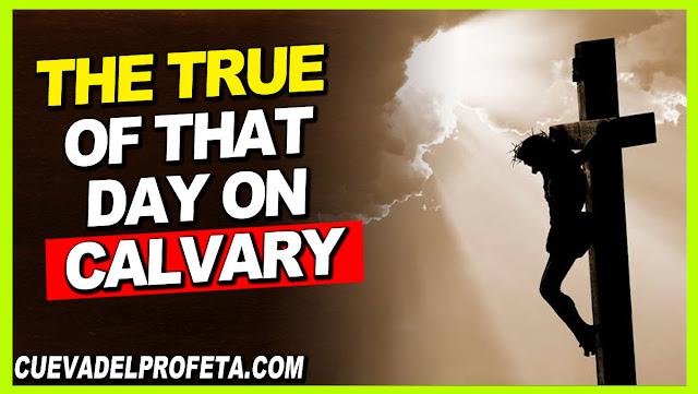 The True of that Day On Calvary - William Marrion Branham