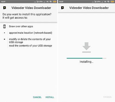 Download Dan Cara Install Videoder Premium Apk Terbaru 14.2 Final Version