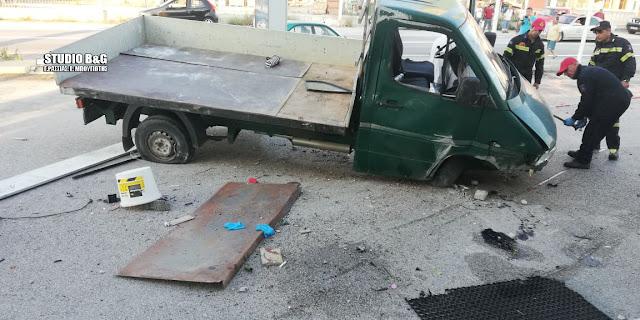Τροχαίο δυστύχημα με νεκρό στο Άργος
