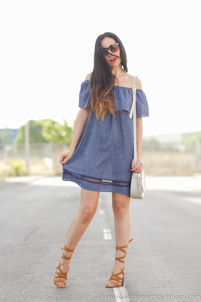 Instagramer influencer de Valencia de moda looks de moda con prendas tendencia temporada