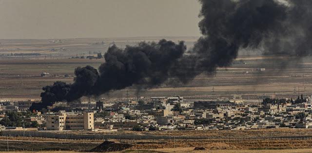 Πόλεμος στη Συρία: Τα ελληνικά στοιχήματα σε μια «γειτονιά» υψηλού ρίσκου